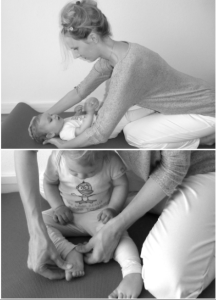 kinderphysiotherapie